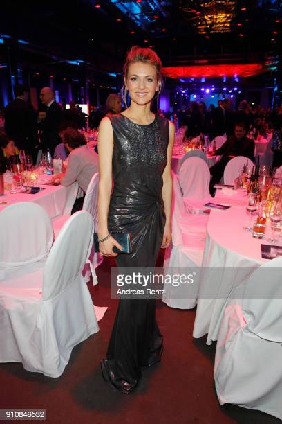 Ella Endlich attends the German Television Award at Palladium on January 26 2018 in Cologne Germany
