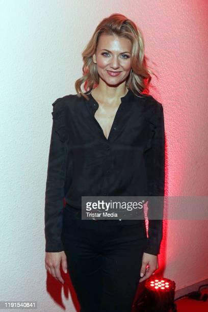 Ella Endlich during the ARD TV show Das Adventsfest der 100000 Lichter on November 30 2019 in Suhl Germany
