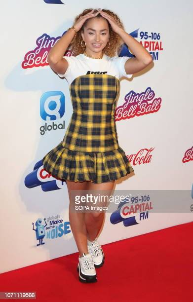 Ella Eyre at Capital's Jingle Bell Ball with CocaCola during day two at The O2 Peninsula Square