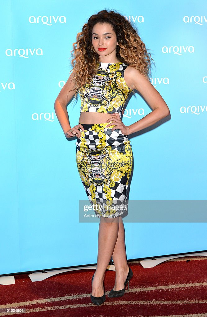 Ella Eyre attends the Arqiva Commercial Radio Awards at Westminster Bridge Park Plaza Hotel on July 3, 2014 in London, England.