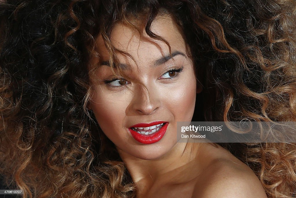 Ella Eyre attends The BRIT Awards 2014 at 02 Arena on February 19, 2014 in London, England.
