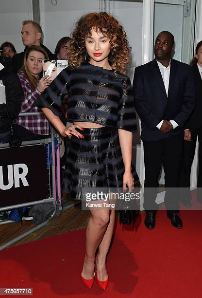 Ella Eyre attends the Glamour Women of the Year Awards at Berkeley Square Gardens on June 2 2015 in London England
