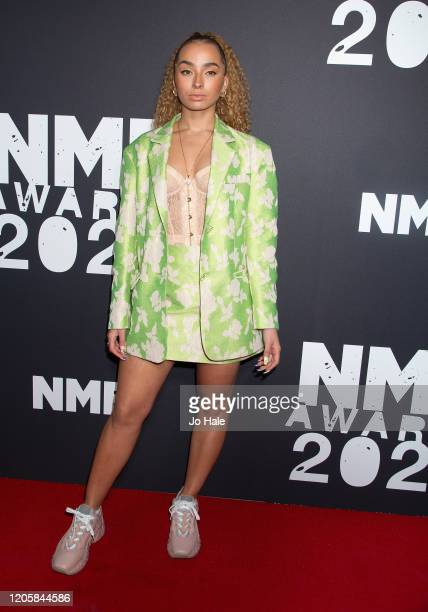 Ella Eyre attends the NME Awards 2020 at O2 Academy Brixton on February 12 2020 in London England