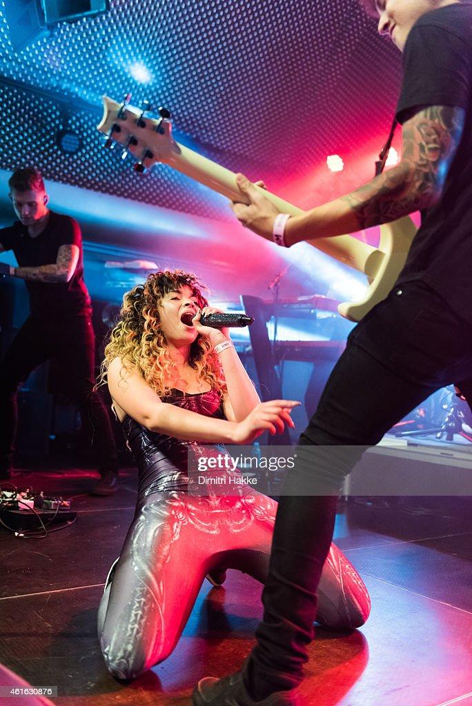 Eurosonic Festival 2015 In Groningen - Day 1 : News Photo