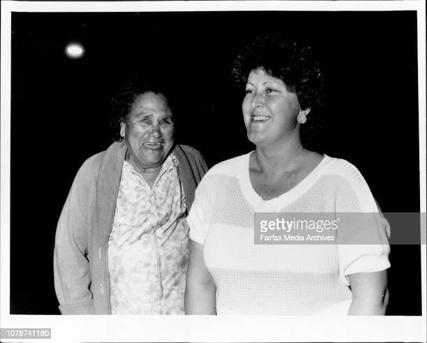 Ella family reaction to Glen Ella going to South Africa outside the family home in Philip BayThe Ella SisterhoodVivenne Roslyn Mrs Muriel Stewart...