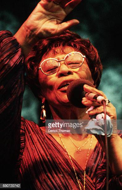 Ella Fitzgerald Sings at Capitol Radio Jazz Festival