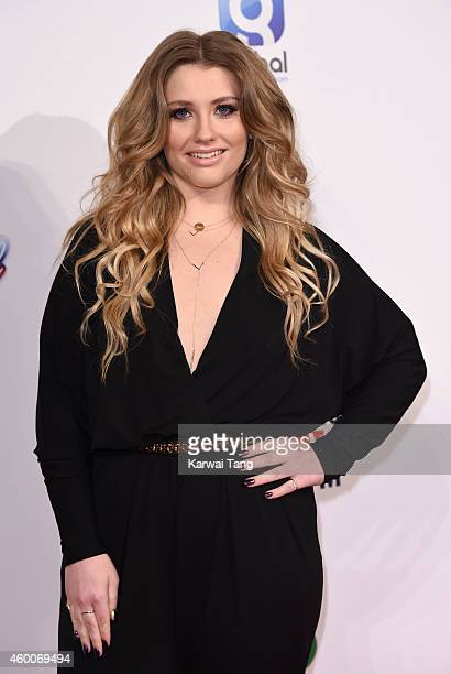 Ella Henderson attends the Jingle Bell Ball at 02 Arena on December 6 2014 in London England