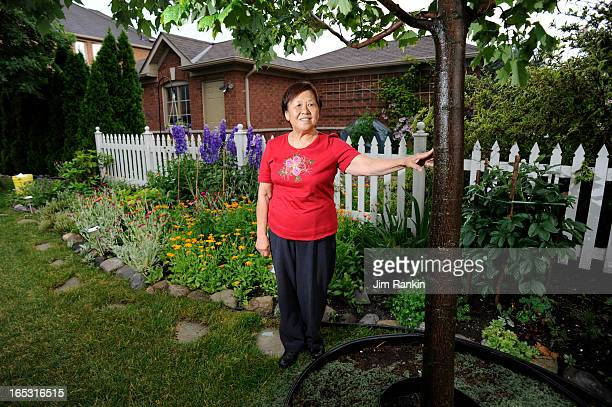 AVE Ella Hung lives at the corner of Brunswick Ave and Bur Oak Ave in Markham EMBARGOED FOR STAR SERIES ON IMMIGRATION AND DIVERSITY