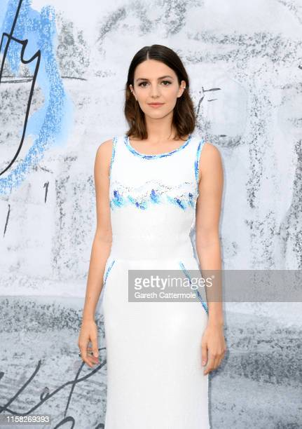 Ella Hunt attends The Summer Party 2019 Presented By Serpentine Galleries And Chanel at The Serpentine Gallery on June 25 2019 in London England