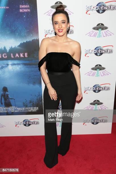 Ella Jade attending the 'Landing Lake' UK premiere at Empire Haymarket on September 14 2017 in London England