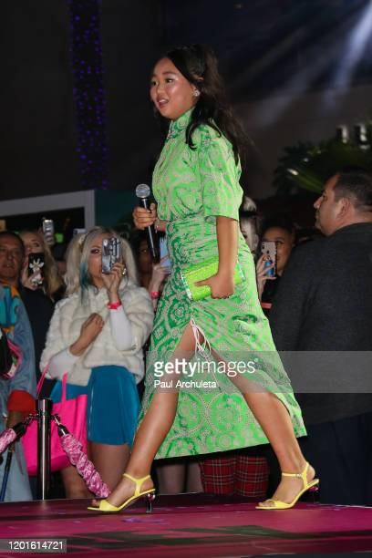 Ella Jay Basco attends the premiere of Warner Bros Pictures' Birds Of Prey at Hollywood and Highland on January 23 2020 in Hollywood California