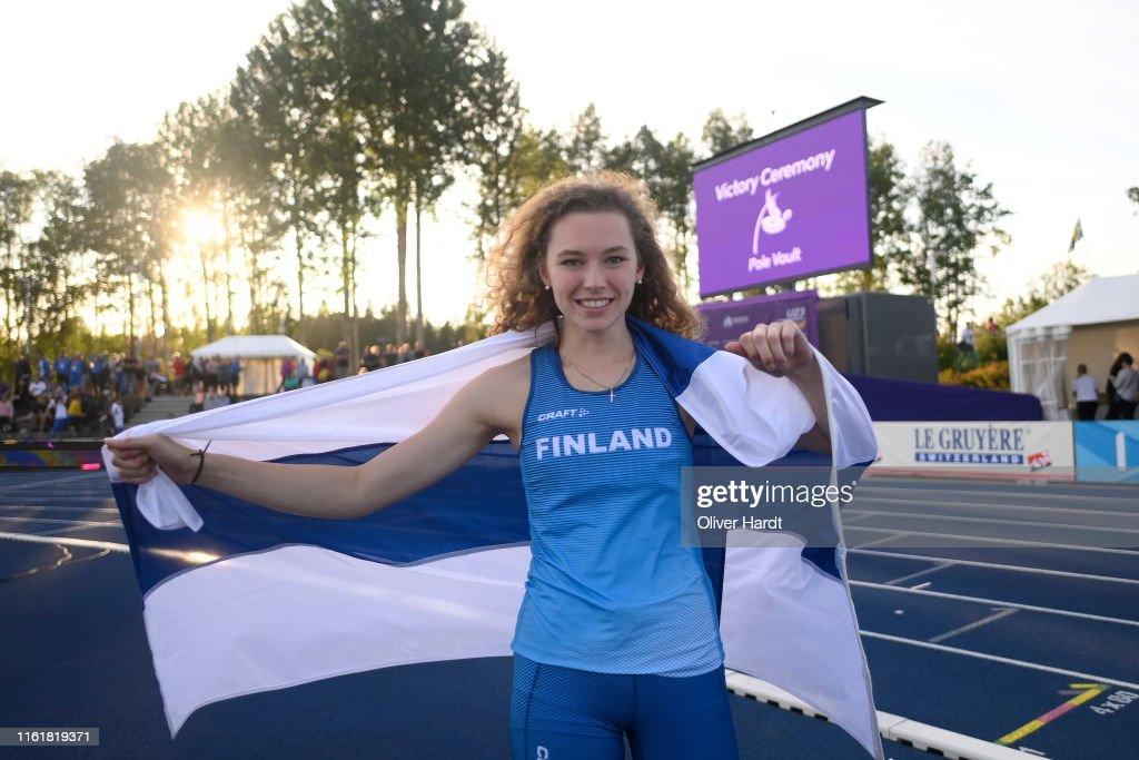 European Athletics & European Athletics U23 Championships 2019 : News Photo