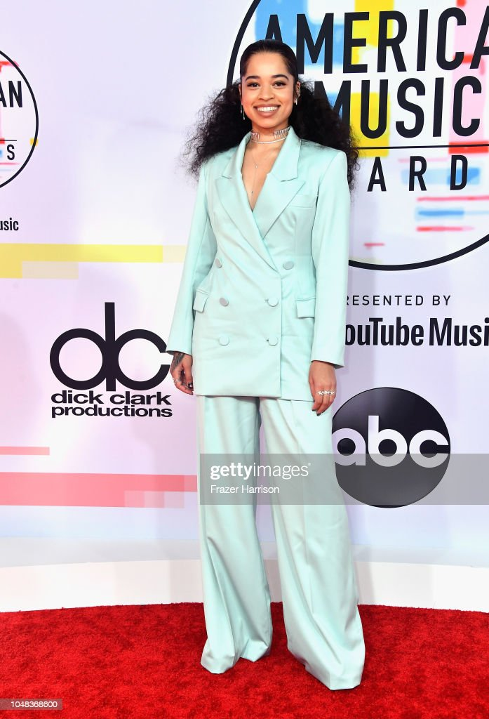 2018 American Music Awards - Arrivals : Nyhetsfoto