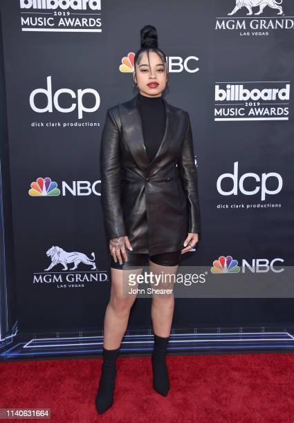 Ella Mai attends the 2019 Billboard Music Awards at MGM Grand Garden Arena on May 1 2019 in Las Vegas Nevada