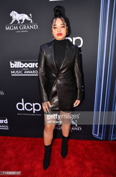 Ella Mai attends the 2019 Billboard Music Awards at MGM Grand Garden Arena on May 1, 2019 in Las Vegas, Nevada.