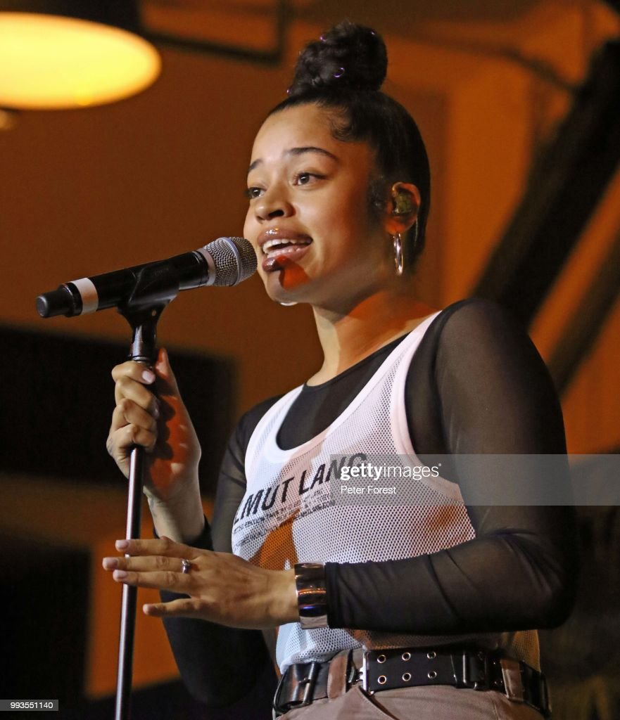 03cd68e683433b Ella Mai performs during HBO s Insecure Live Wine Down at Essence at ...