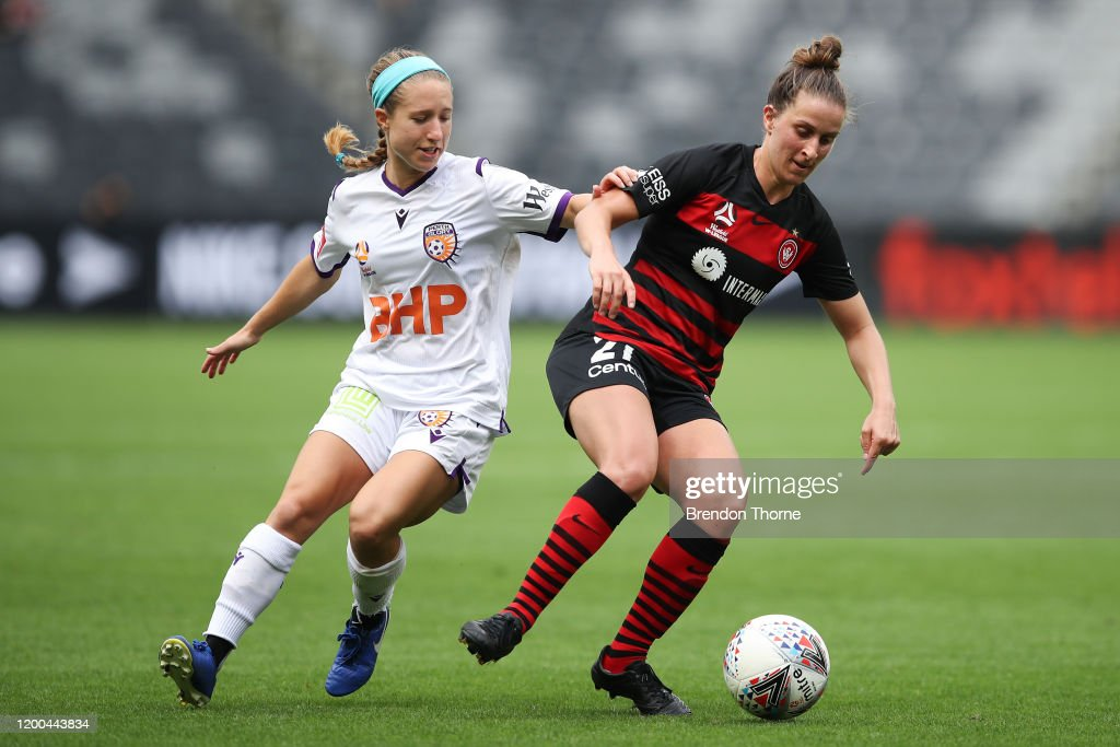 W-League Rd 10 - Western Sydney v Perth : News Photo