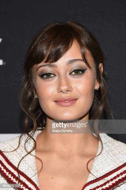 Ella Purnell attends For Your Consideration Event for Starz's Sweetbitter at The Jeremy Hotel on May 2 2018 in West Hollywood California