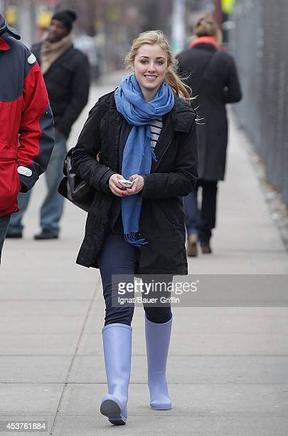 Ella Rae Peck on February 15 2012 in New York City