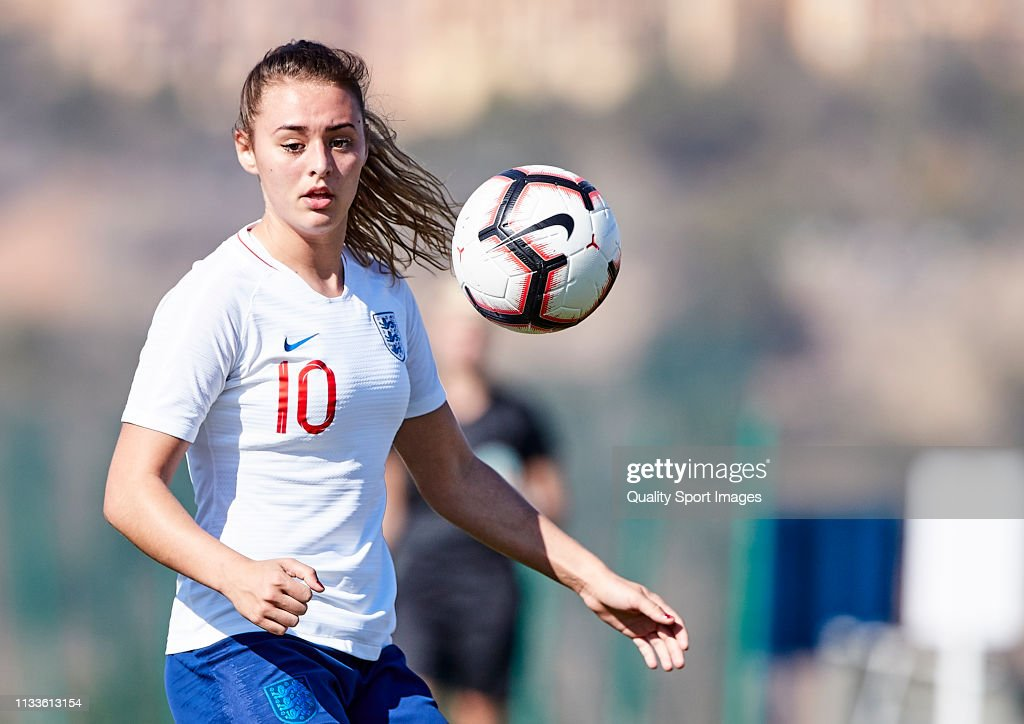 England v Switzerland - Women U19's International Friendly : News Photo