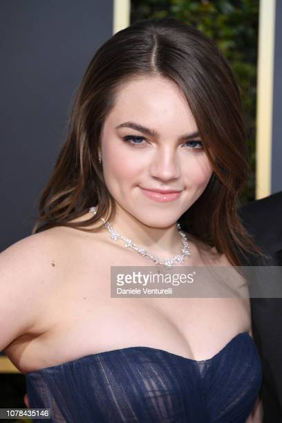 Ella Stiller attends the 76th Annual Golden Globe Awards at The Beverly Hilton Hotel on January 6 2019 in Beverly Hills California
