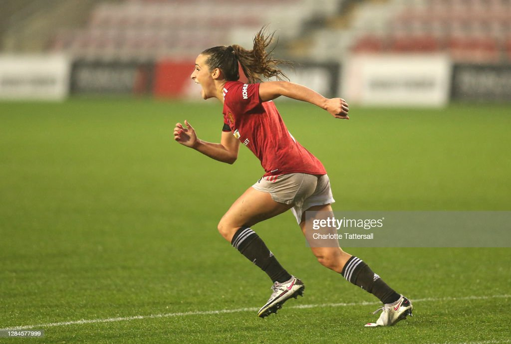 Manchester United Women v Arsenal Women - Barclays FA Women's Super League : News Photo