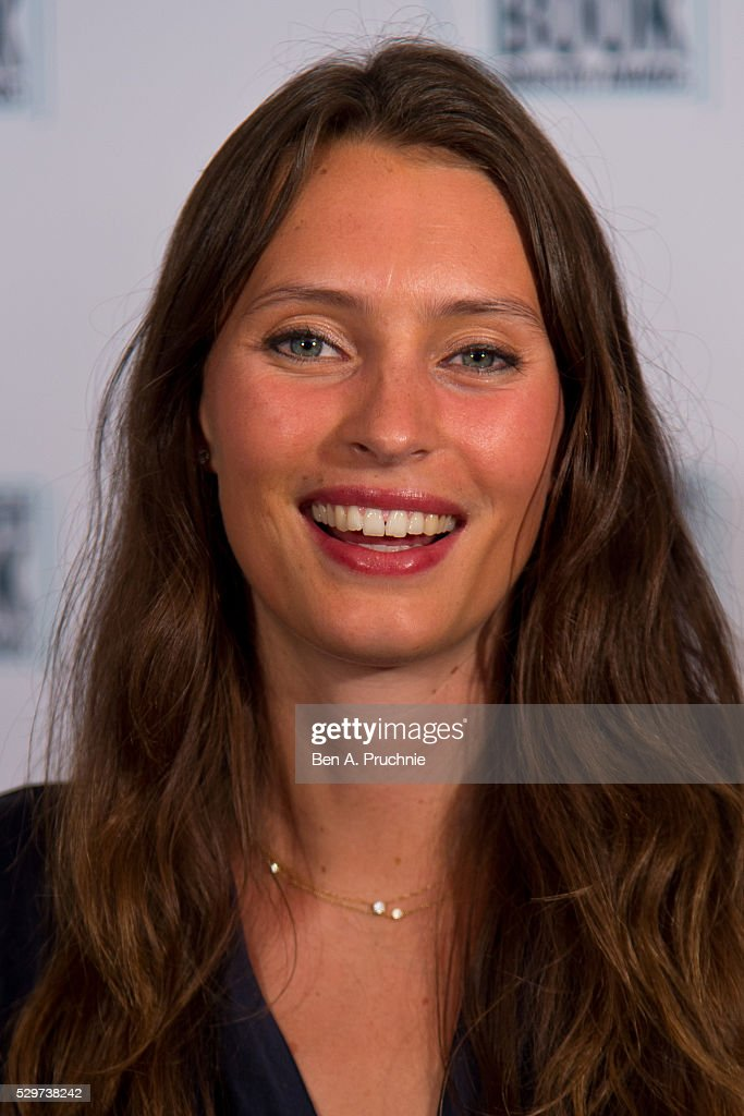 Ella Woodward attends the 2016 British Book Industry Awards at the Grosvenor House Hotel on May 9, 2016 in London, England.