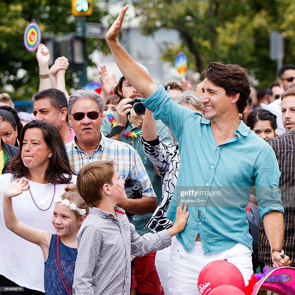 38th Annual Vancouver Pride Parade : ニュース写真