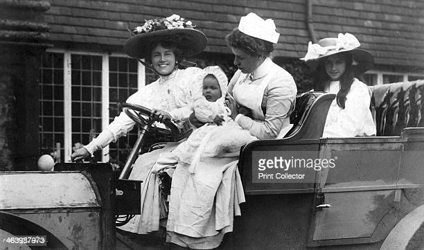 Ellaline Terriss British actress with her daughter and baby c1906 Ellaline Terriss was married to the actor playwright and producer Seymour Hicks The...