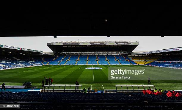 Elland Road home to Leeds United prior to the Sky Bet Championship Match between Leeds United and Newcastle United at Elland Road on November 20 2016...