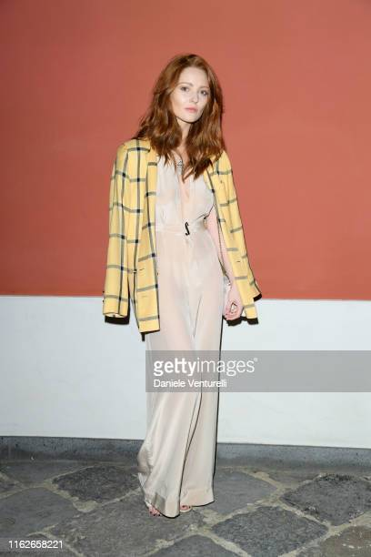 Elle Dowling attends 2019 Ischia Global Film & Music Fest on July 17, 2019 in Ischia, Italy.