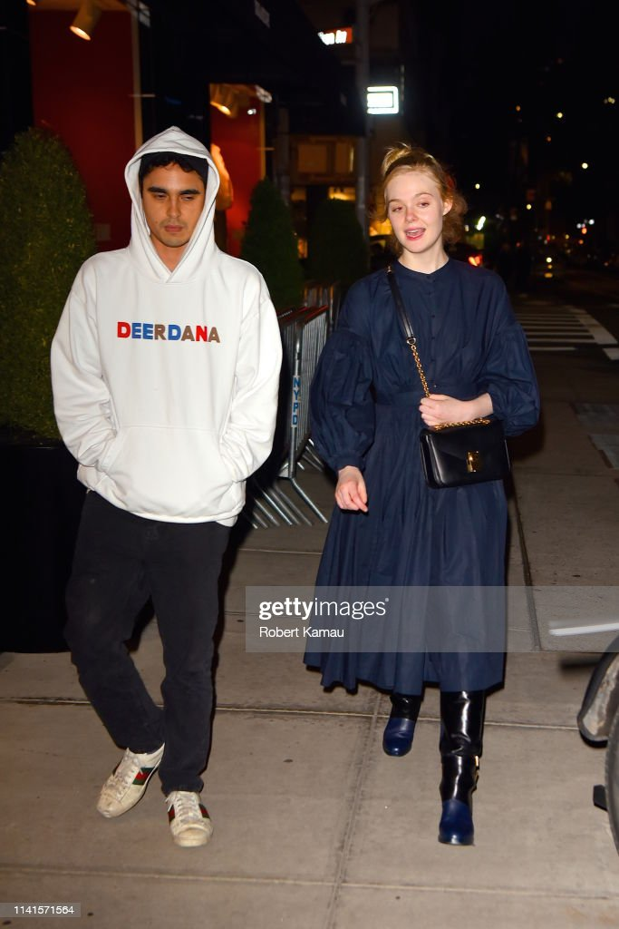 Celebrity Sightings in New York City - May 4, 2019 : News Photo