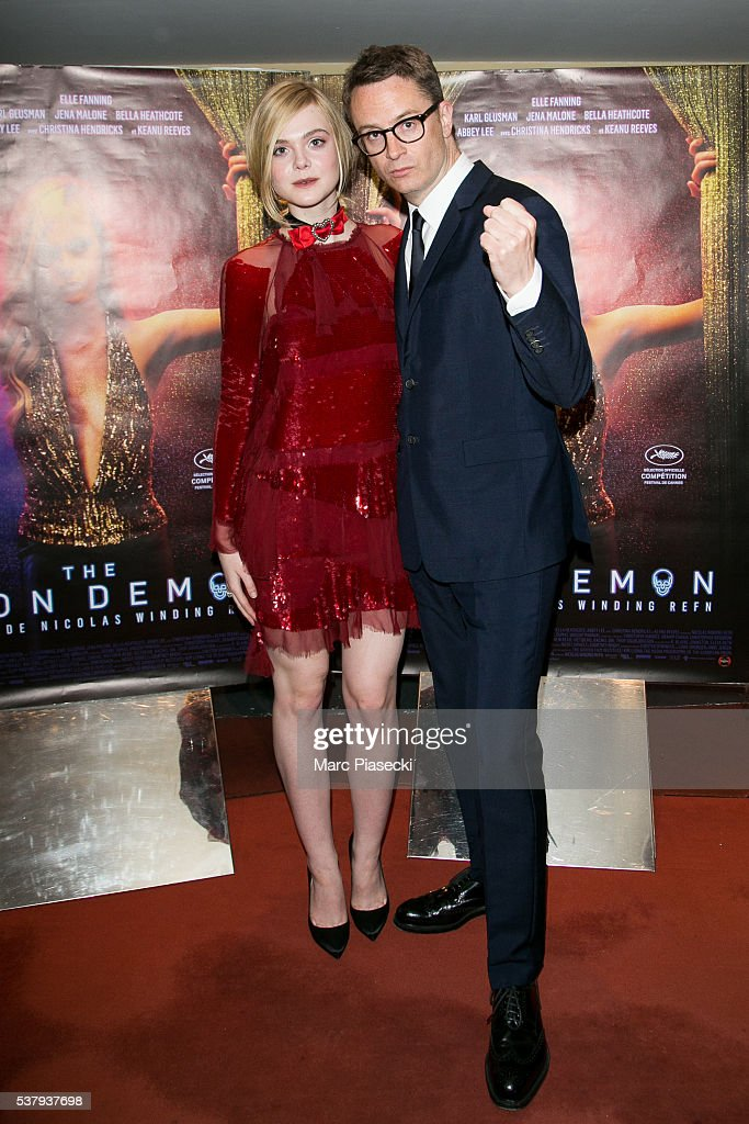 The Neon Demon Paris Premiere