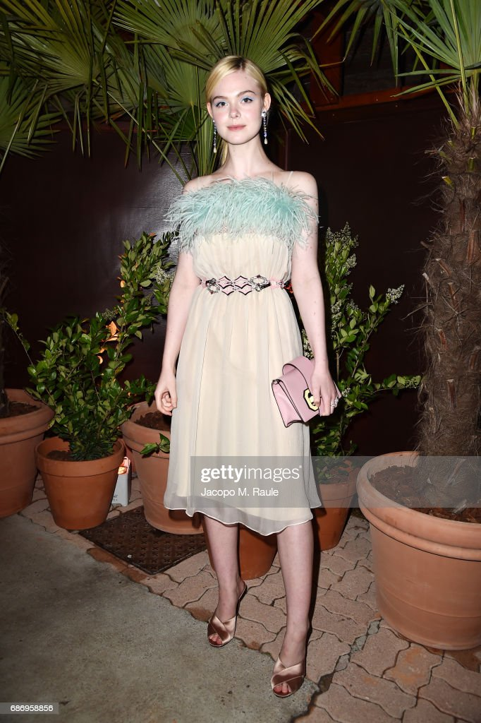 Prada Private Dinner - The 70th Annual Cannes Film Festival