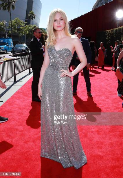 Elle Fanning attends The 2019 ESPYs at Microsoft Theater on July 10 2019 in Los Angeles California