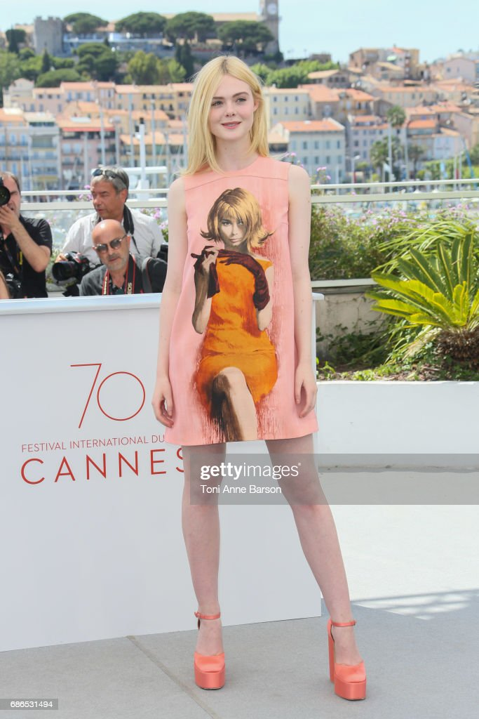 """How To Talk To Girls At Parties"" Photocall - The 70th Annual Cannes Film Festival"