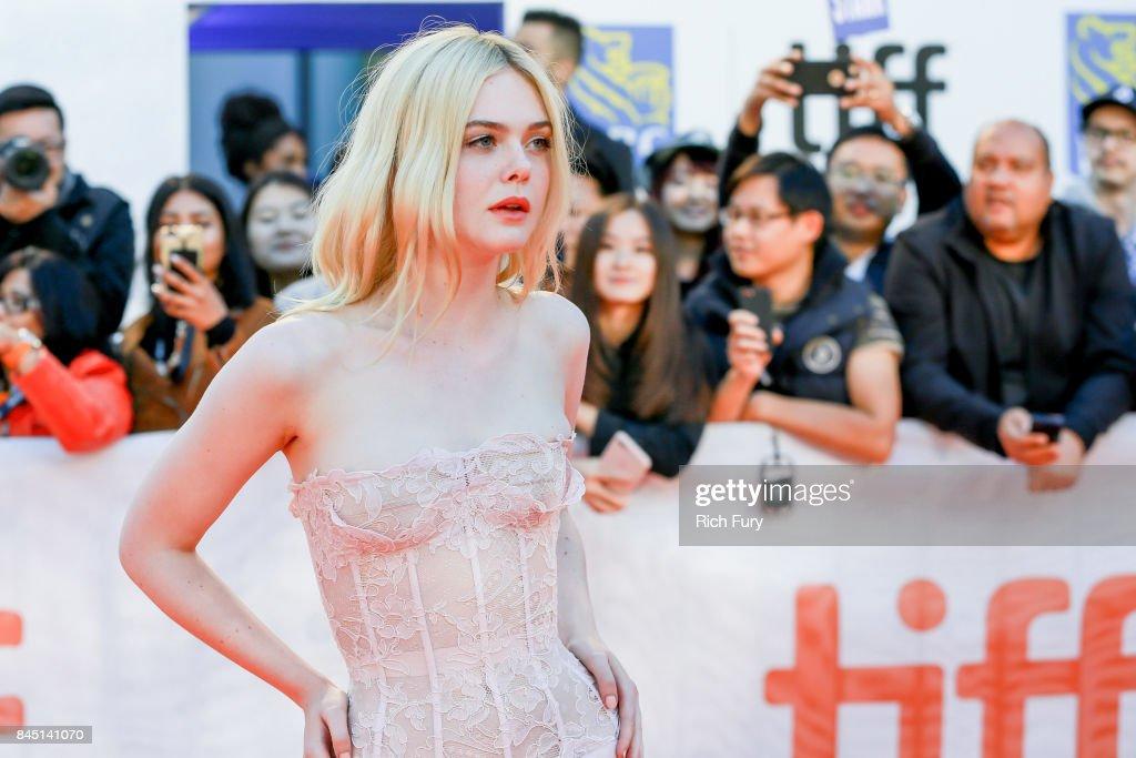 "2017 Toronto International Film Festival - ""Mary Shelley"" Premiere - Arrivals : News Photo"