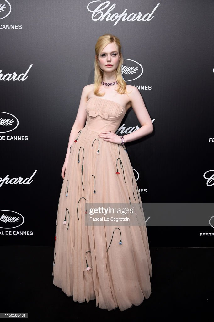 FRA: Official Trophee Chopard Dinner - Photocall - The 72nd Cannes International Film Festival