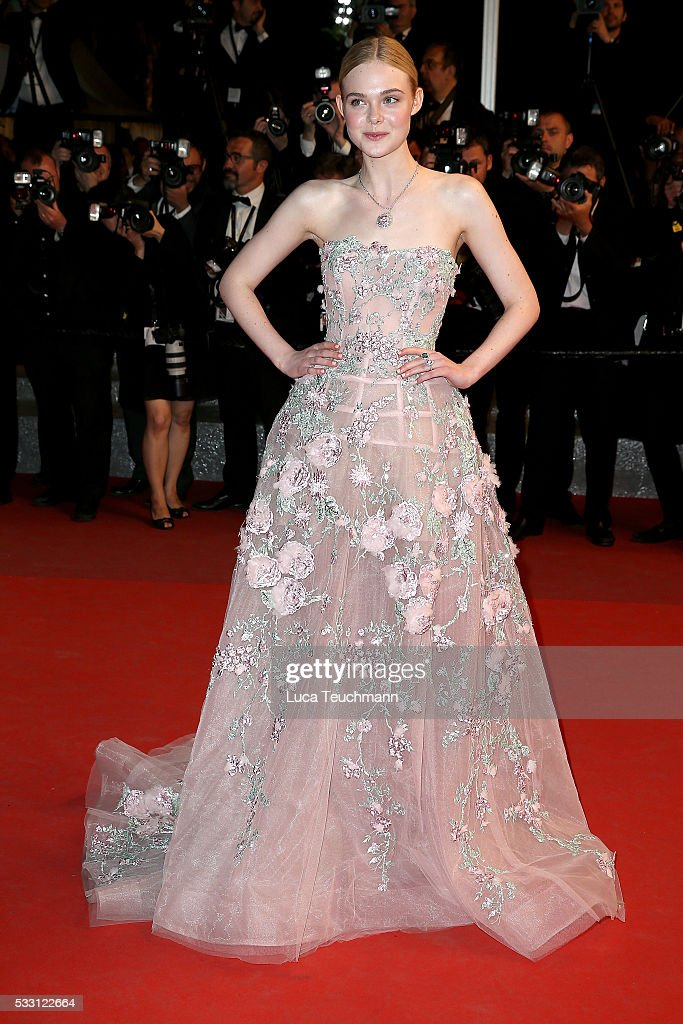 """The Neon Demon"" - Red Carpet Arrivals - The 69th Annual Cannes Film Festival"
