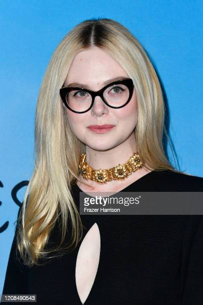 Elle Fanning attends the Special Screening of Netflix's All The Bright Places at ArcLight Hollywood on February 24 2020 in Hollywood California