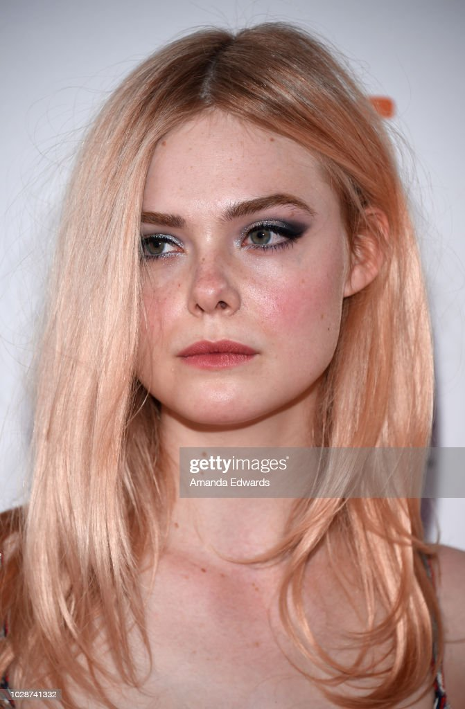 "2018 Toronto International Film Festival - ""Teen Spirit"" Premiere : News Photo"