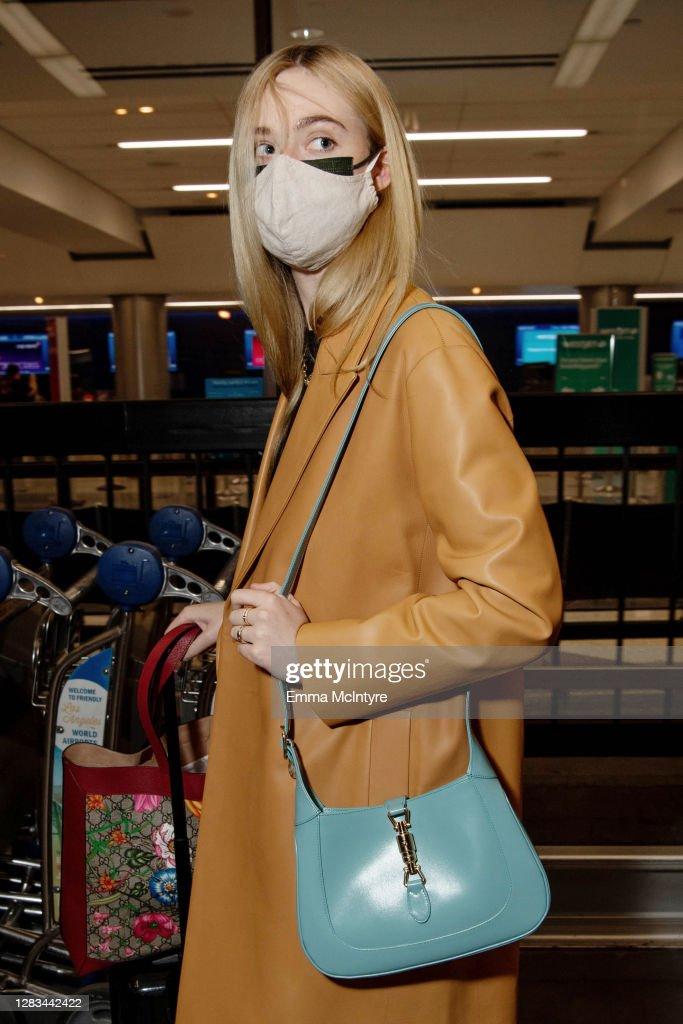 Celebrity Sightings In Los Angeles - October 30, 2020 : News Photo