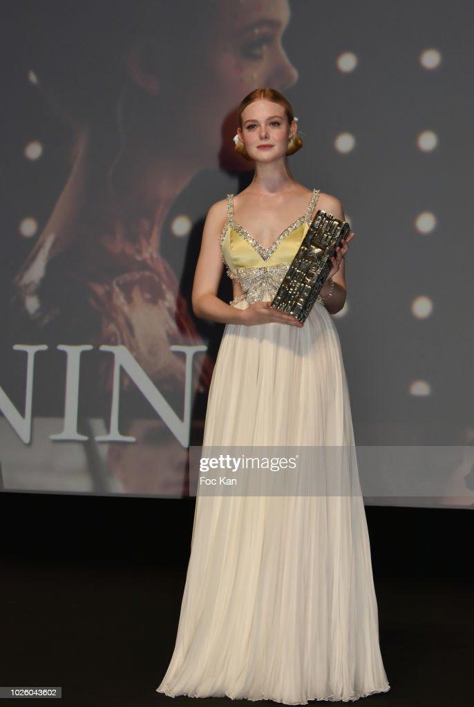 """""""Galveston"""" : Premiere - 44th Deauville American Film Festival : News Photo"""