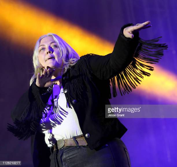 Elle King performs onstage at the 2019 NAMM Show at the Anaheim Convention Center on January 26, 2019 in Anaheim, California.
