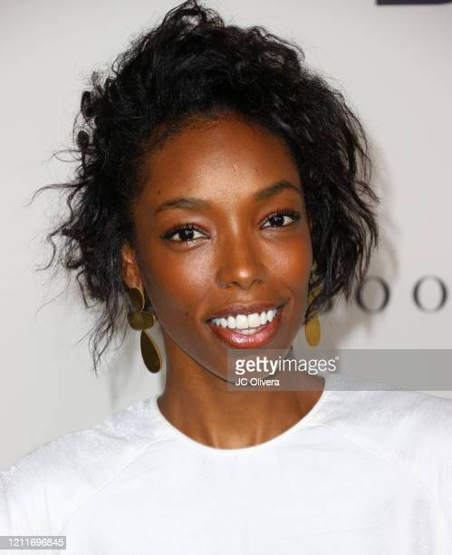 """Elle Lorraine attends the premiere of BET's """"Boomerang"""" Season 2 at Paramount Studios on March 10, 2020 in Los Angeles, California."""