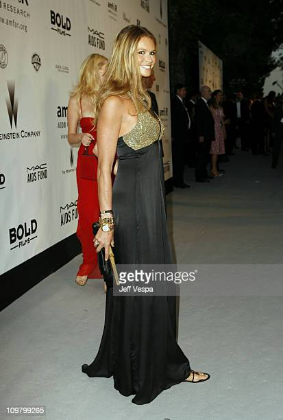 Elle Macpherson at amfAR's Cinema Against AIDS event presented by Bold Films the M*A*C AIDS Fund and The Weinstein Company to benefit amfAR