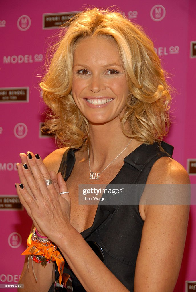 "ModelCo. Names Supermodel Elle Macpherson as Spokesperson for ""Erase Those Fine"