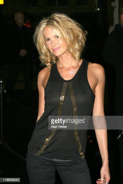 Elle MacPherson during Move for Aids VIP Charity Event Arrivals at Koko in London Great Britain