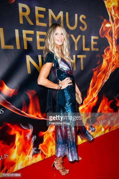 Elle Macpherson during the Remus Lifestyle Night on August 2 2018 in Palma de Mallorca Spain