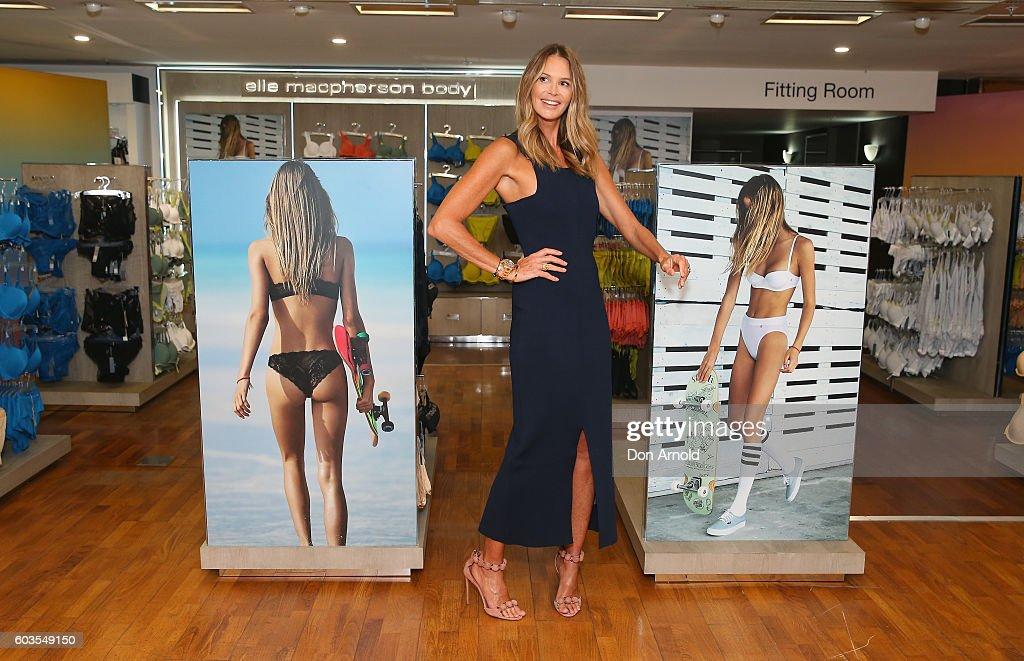 """Elle Macpherson Launches """"Elle Macpherson Body"""""""